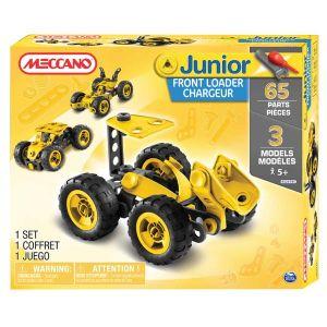 Meccano 6026699 - Junior : Chargeur 3 modèles