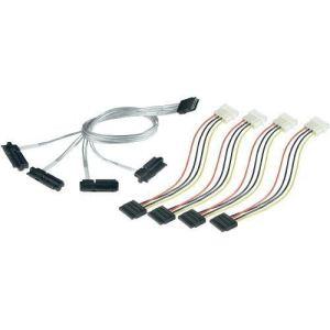 Adaptec 2247100-R - Câble Serial ATA SAS direct 4 voies 1 m