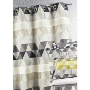 panneau rideau gris comparer 133 offres. Black Bedroom Furniture Sets. Home Design Ideas