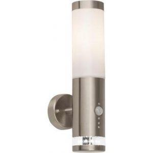 Brilliant AG G96131/82 - Applique Bole d'extérieur LED avec détecteur de mouvement