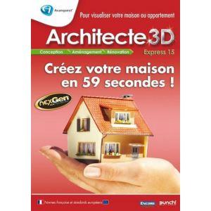 Logiciel architecte 3d comparer 91 offres for Architecte 3d amazon
