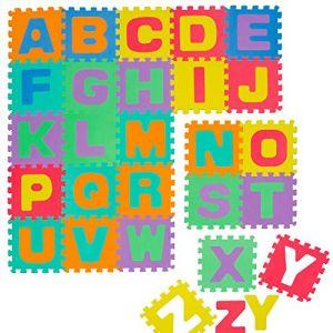 Puzzle alphabet tapis de jeu