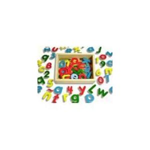 Andreu Toys Lettres et nombres magnétiques