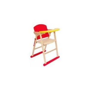 Legler 3392 - Chaise haute pour poupée Diana