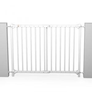 Ateliers T4 Barrière amovible et portilon 70-107 cm