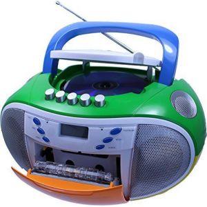 Dual P68-1 - Lecteur CD/enregistreur cassettes