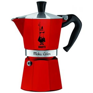 Bialetti Moka Color 3 tasses - Cafetière italienne