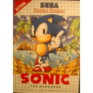Sonic the Hedgehog sur Master System