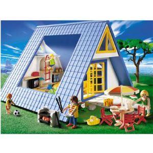 Maison playmobil comparer 43 offres for Piscine playmobil jouet club