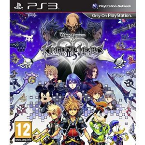 Kingdom Hearts HD 2.5 ReMIX sur PS3