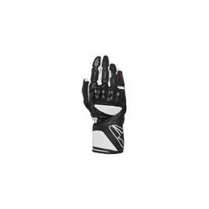 Alpinestars SP-8 (noir et blanc) - Gants moto en cuir pour homme (2013)