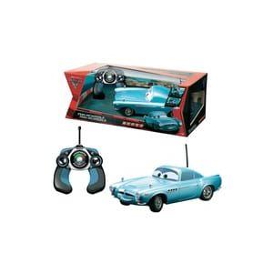 Dickie Toys Voiture radiocommandée Cars Finn McMissile 1:12