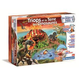 Clementoni Triops & la Terre des Dinosaures