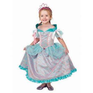 LGRI Déguisement robe de princesse Emma