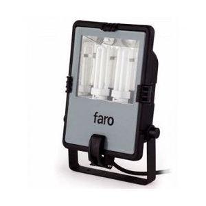 Faro Projecteur Apolo en métal et verre