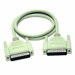 C2g 81399 - Rallonge de câble série / parallèle DB-25 (M) vers DB-25 (F) 5 m