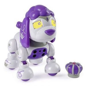 Spin Master Zoomer Chien Robot Zuppies Love Princess