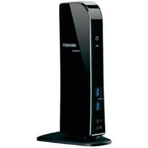 Toshiba Dynadock U3 (PA3927E) - Station d'accueil universelle USB 3.0