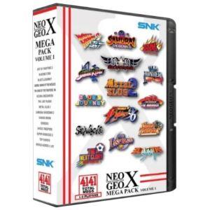 Mega Pack Volume 1 sur Neo Geo X