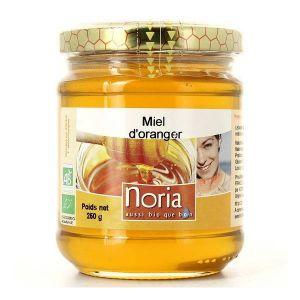 Noria Miel d'Oranger BIO Espagne 250g