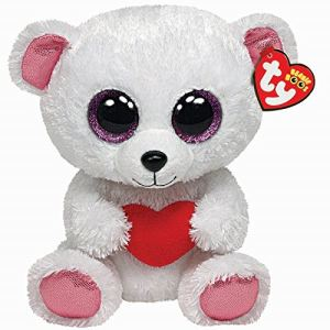Ty Beanie Boo's Saint Valentin : Ours Sweetly