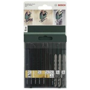 Bosch 2609256754 - Coffret de 10 lames LSS bois et metal