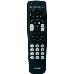 Philips SRP4004/86 - Télécommande universelle 4 en 1 avec touches lumineuses