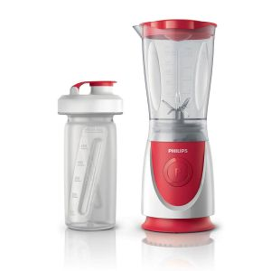 Philips HR2872/00 - Mini-blender 0,6 L avec gourde Daily Collection