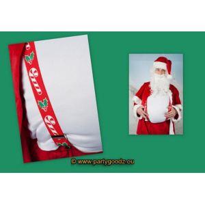 Bretelles Père Noël