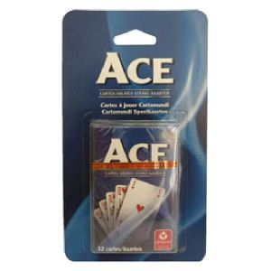 Cartamundi Jeu de 32 cartes Ace : Belote