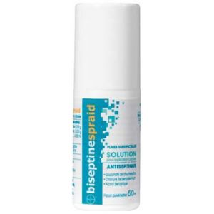 Bayer Biseptinespraid - Solution pour application locale 50 ml