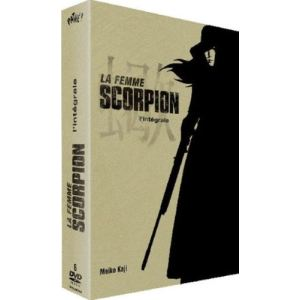 Coffret La femme scorpion - L'intégrale 6 DVD
