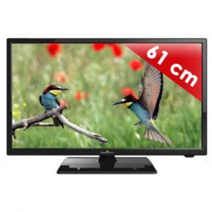 Smartteck LE-2419D - Téléviseur LED 60 cm