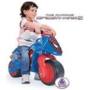 Injusa Porteur Neox Moto Spider-Man
