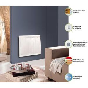 radiateur electrique chaleur douce 1000 w comparer 156 offres. Black Bedroom Furniture Sets. Home Design Ideas