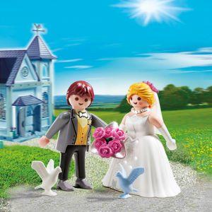 Playmobil 5163 - Duo Pack Couple de mariés