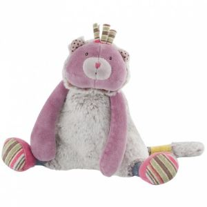 Moulin roty Peluche Les Pachats - Petit chat 23 cm