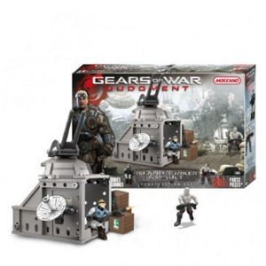 Meccano 854451 - Gears of war : Island Bunker Assault
