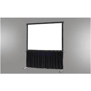 Celexon Kit de rideau 1 pièce pour écran Mobile Expert 366 x 206 cm