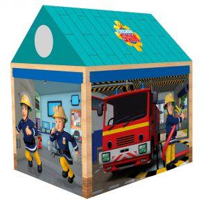 LGRI Tente caserne Sam le pompier
