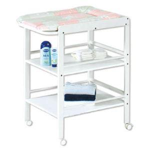 Table a langer en bois blanc comparer 106 offres - Table a langer geuther clarissa ...