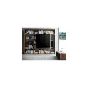 Tema home Bibliothèque composée Pombal