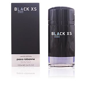 parfum black xs de paco rabanne comparer 62 offres. Black Bedroom Furniture Sets. Home Design Ideas