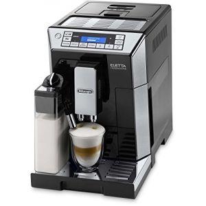 Delonghi Eletta ECAM 45.766.W - Machine à café avec mousseur de lait