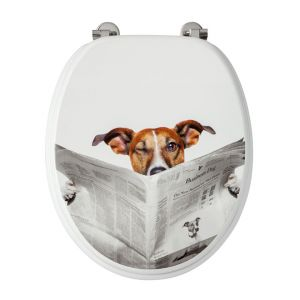 Allibert Business Dog - Abattant WC
