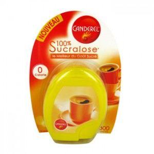 Canderel Sucralose - Edulcorant (300 unités)