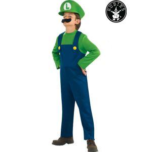 Rubie's Déguisement Luigi Mario Bros enfant (5 à 10 ans)