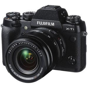 Fujifilm X-T1 (avec objectif 18-55 mm)