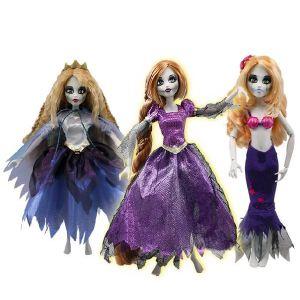 Famosa Poupée princesses zombies Raiponce