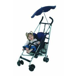 Babysun Ombrelle triple flexible avec easy clip